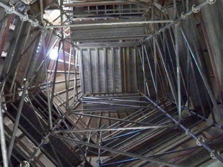 alquiler-andamio-mantenimiento-silo